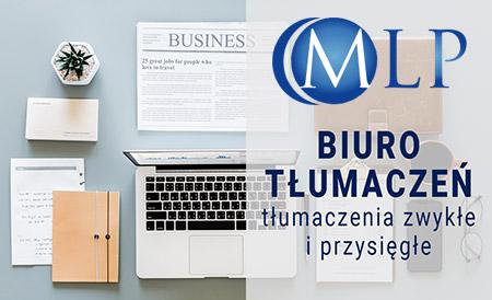 Biuro tłumaczeń Opole - MLP